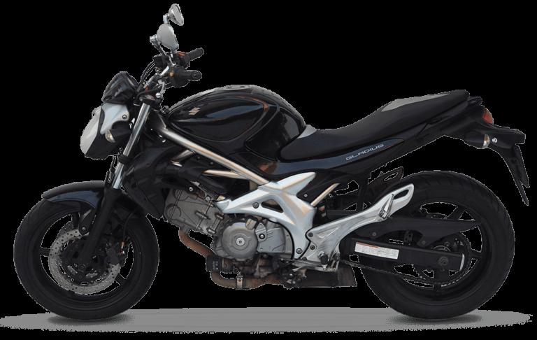 Suzuki SFV 650 Gladius (L) - wypożyczalnia