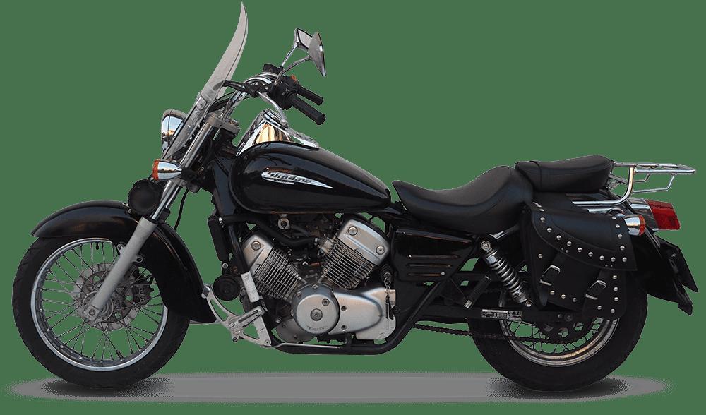 Honda Shadow 125 - wypożyczalnia motocykli