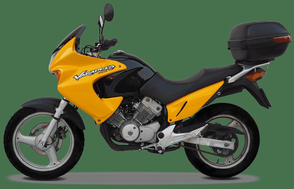 Honda Varadero 125 - wypożyczalnia